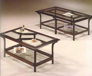 2170/2 SMALL TABLE, Mesa de centro de madera sin procesar, precio outlet
