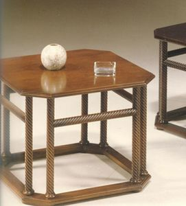 2165 SMALL TABLE, Mesita cuadrada, precio outlet