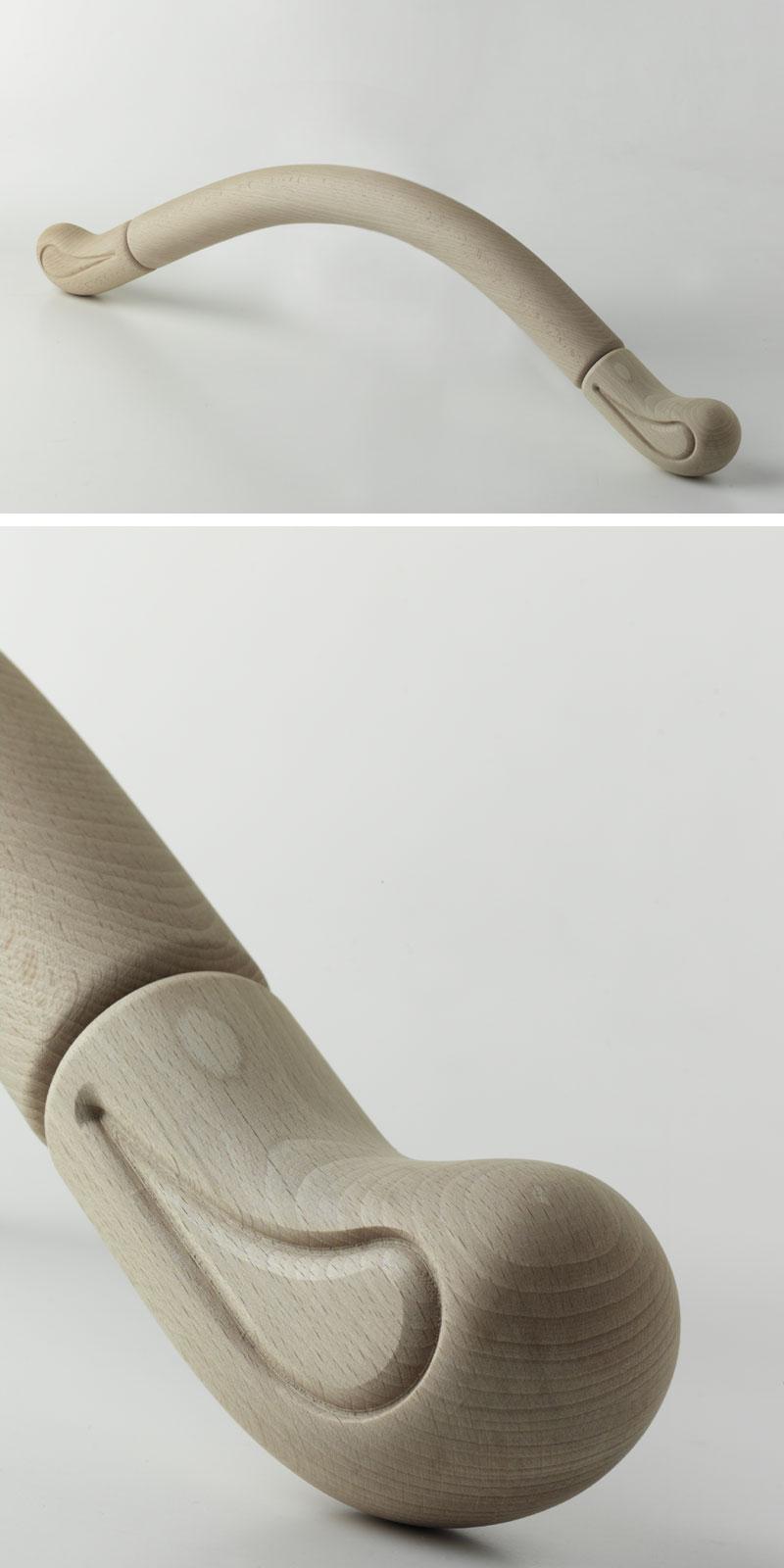 HEADBOARD, Cabecero para la cama en madera