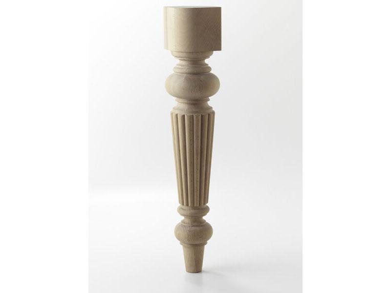 LEG B, Pata de palo se volvió para servicio de mesa moderna