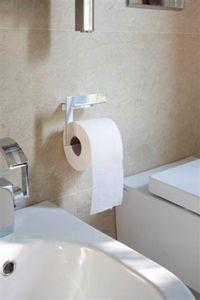 Kiri titular de papel higiénico, Titular de papel higiénico en acero inoxidable, estilo minimalista