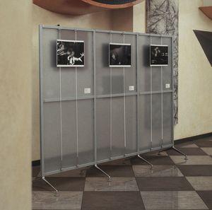 Archimede 3, Complementa con sistema de visualización, para oficinas y exposiciones