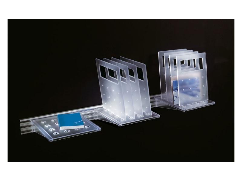 Desk-up separators, Accesorios para contener hojas o sobres, para la oficina