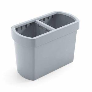Divido, Bin en polímero para el reciclaje, para oficinas y tiendas