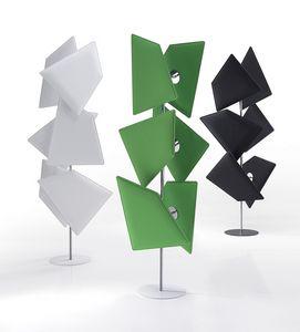 Flap 1, Aislamiento acústico de panel de diseño modular