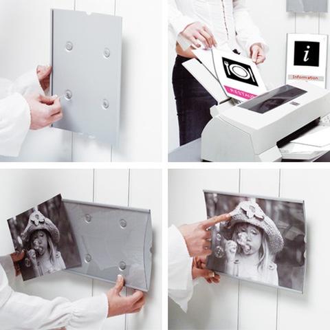 Koala cables, Accesorios de la oficina, sistema de señalización con los expositores