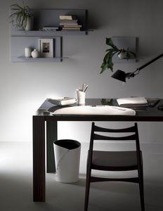 Medea 4pz, Juego de escritorio de cuero