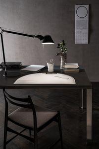 Medea 5pz, Accesorios de cuero para escritorio