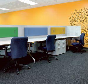 Mitesco 4, Paneles con absorción selectiva, para las oficinas