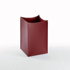 Soul, Cuero de residuos de papel con base cuadrada, para la oficina y el hogar