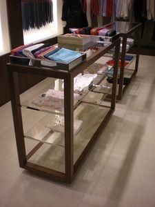 Unidades de visualización personalizadas, Muebles a medida, para la tienda, boutique y taller