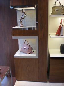 Exhibir nichos para el interior de la tienda, Nichos personalizables, para tiendas y boutiques de decoracion