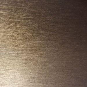 Satinato grigio materico, Pieza de metal de muebles