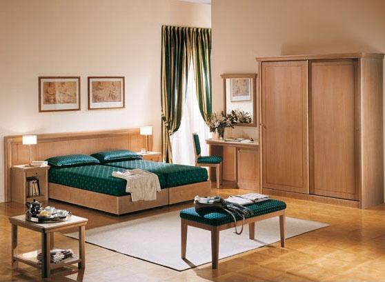 Collezione Thema, Muebles de dormitorios adaptados para el hotel y b&b