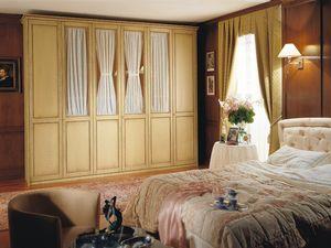 Appunti di Viaggio 4, Gran armario, seis puertas con bisagras, para los dormitorios de estilo clásico