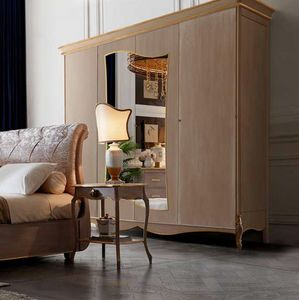 Fru-Fru armario, Armario de estilo cl�sico con espejo