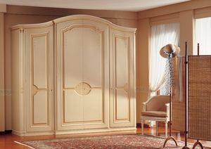 Raffaello, Armario cl�sico de lujo, decoraciones hechas a mano, muebles para los dormitorios