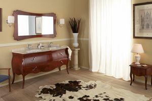 VANITY DUO 02, Mueble de baño con doble lavabo