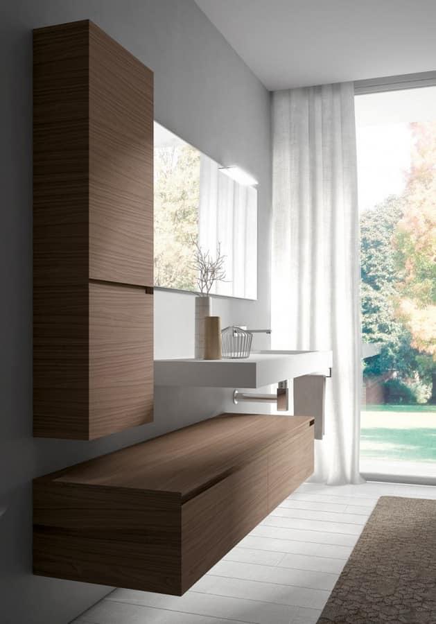 Sistema modular de acondicionamiento del cuarto de baño ...