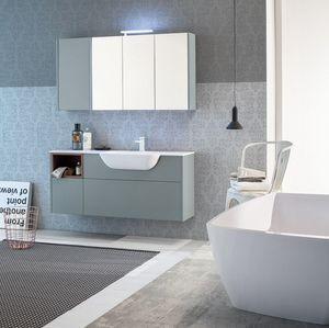 Kami comp.10, Muebles de baño modulares