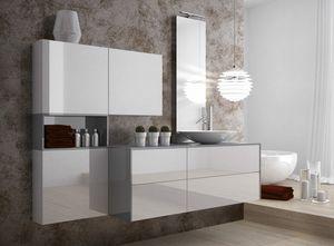 Torana TR 025, Armarios de ba�o con lavabo
