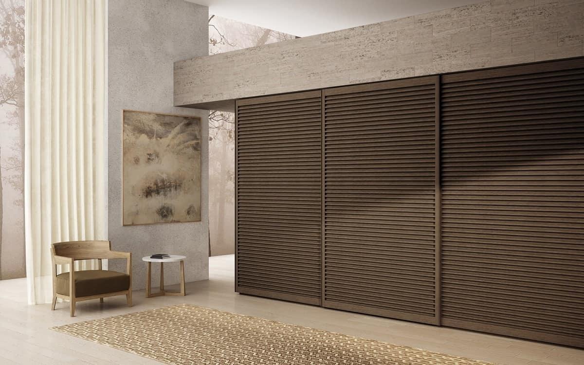 AMADO, Armario con puerta de estilo oriental, por Suite Hotel