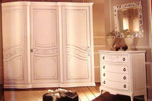 Boheme, Armario con 3 puertas de habitaciones, de estilo clásico de lujo