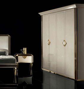 DIAMANTE Armario, Armario de estilo cl�sico para el dormitorio