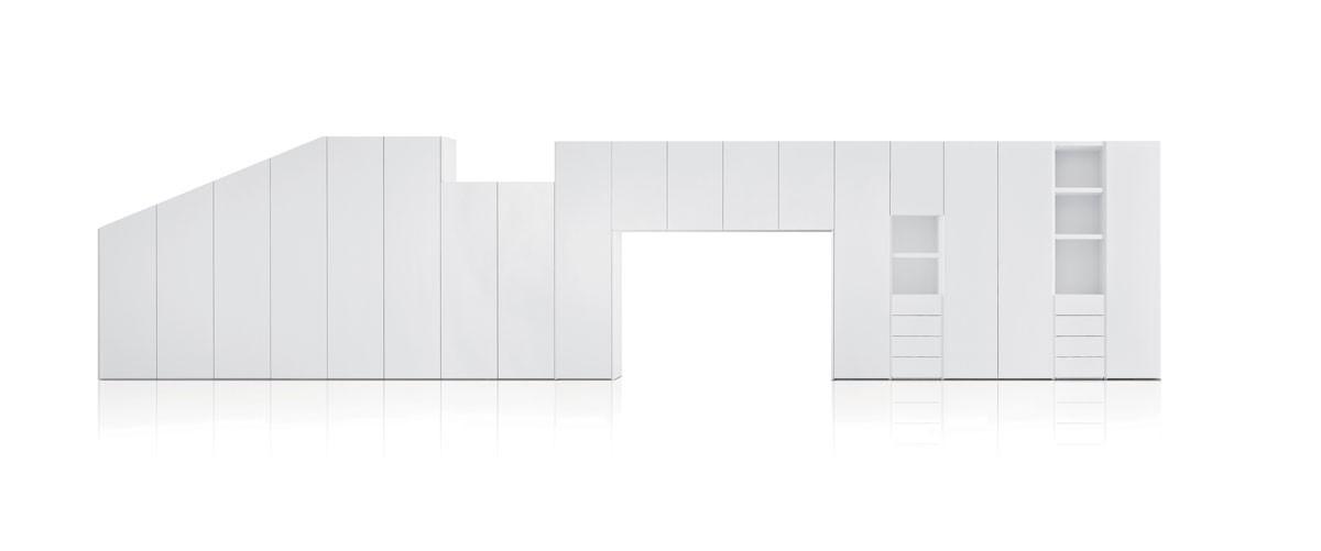 Distinctive elements, Armario personalizado modular para el dormitorio