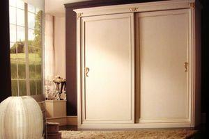Iride, Armario con 2 puertas correderas para residencias de lujo