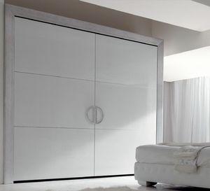 Keope Art. 507, Armario deslizante, para muebles contemporáneos