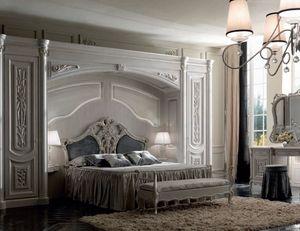 Luigi XVI Art. ARP01/L/440, Elegante armario de estilo clásico.
