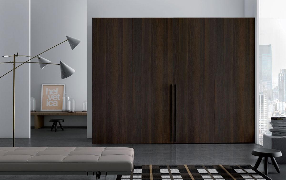 Plana, Armario simple y versátil, adaptable, área de vestuario