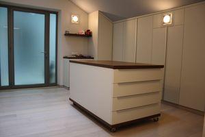 Sala Attilio, AS design armarios