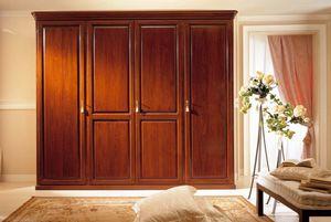 Romantica armario, Armario de 4 puertas