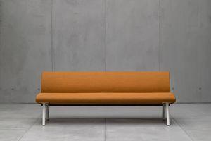 Tuile bench, Sistema de asiento modular
