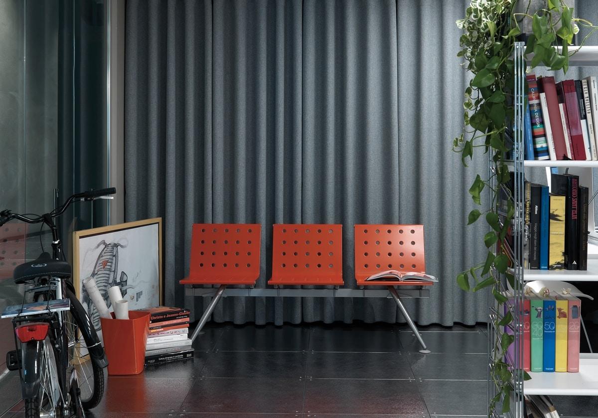 Ulisse, Banco modular con un diseño esencial e innovador