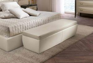 ART. 3355, Banco de cuero para dormitorio