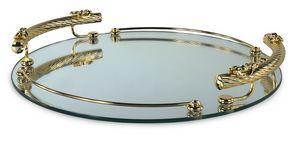 1402, Bandeja de vidrio espejo