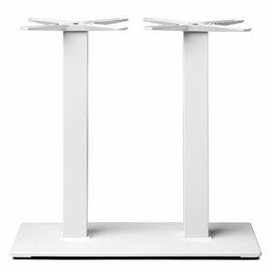 105Q, Base de mesa con doble columna