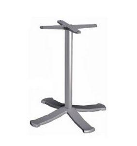 4 ped base cod. BPG4K, Base para la superficie de la mesa, para los restaurantes