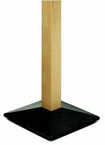 4160 Quadra, Base de hierro fundido para mesas de restaurante