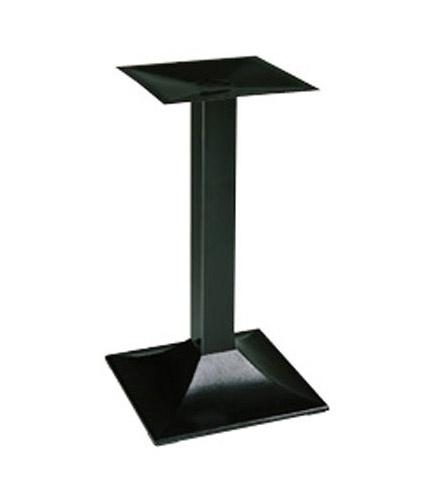 901, La base de metal para mesas de bar, ideal para uso al aire libre