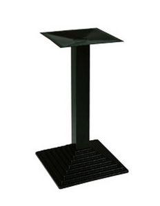 903, Base sólida para la tabla, en hierro fundido, para bar de vinos
