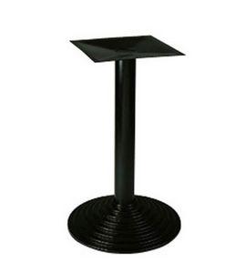 904, Base para las tablas, en hierro fundido, para la barra de café y hoteles