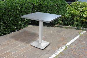 Art. 1033 Vulcan, Base de mesa exterior en acero.