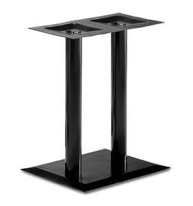 Art.280, Base de la mesa rectangular, estructura de metal, por contrato y uso doméstico