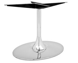 Art.350/EL/4, Base de la mesa elíptica adecuado para el contrato y el mobiliario doméstico