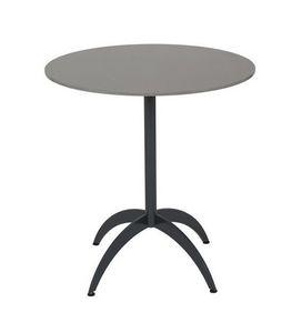 Art.Target, Base de mesa hizo en tubo redondo con patas en forma de