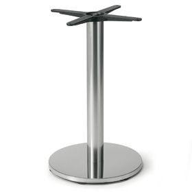 Firenze 9013 - 9014, Base de mesa, base y columna en acero, para el uso del contrato